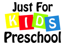 Just For Kids Preschool Logo